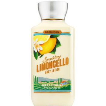 Bath & Body Works SPARKLING LIMONCELLO Body Lotion 8 oz