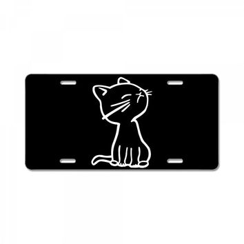 cat2 License Plate