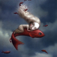 Bigfish - Nicoletta Ceccoli | Flickr - Photo Sharing!