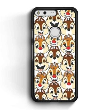 Chip And Dale Google Pixel Case