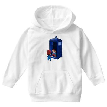 back to his roots Youth Hoodie