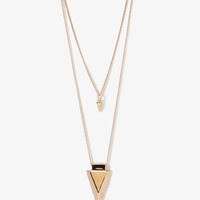 Arrowhead Necklace | FOREVER 21 - 1024804055