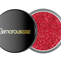 Diamond Glitter Ruby (Red Glitter)