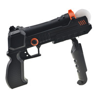 Precision Shot Hand Gun For PS3 Pistol Move Motion Control Controller for Sony PlayStation 3 Shooting Guns Games Accesory