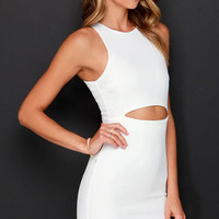 Mansion in the Sky Ivory Dress