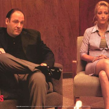 The Sopranos 2001 TV Show Poster 22x34
