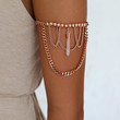 Rose Gold Arm Chain | SABO SKIRT