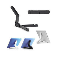 Folding Adjustable Desk Holder Mount Stand For iPhone Galaxy Tablet iPad Air 2