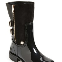 Women's Posh Wellies 'Resilience' Mid Rain Boot,