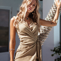 Jungle Wrap Dress - Dresses by Sabo Skirt
