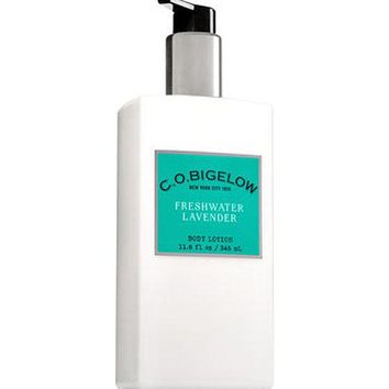 Bath & Body Works C.O. Bigelow FRESHWATER LAVENDER Body Lotion 11.6 oz