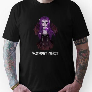 Morgana chibi - without mercy - League of Legends Unisex T-Shirt