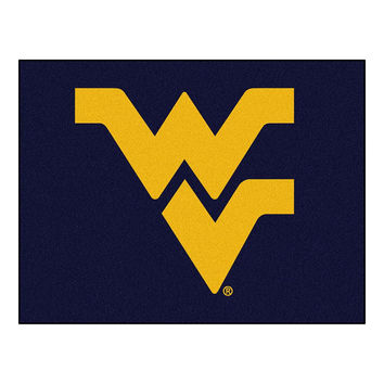 West Virginia Mountaineers NCAA All-Star Floor Mat (34x45)