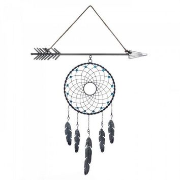 Arrow Dream Catcher Wall Decor