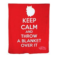 Bravest Warriors Catbug Blanket