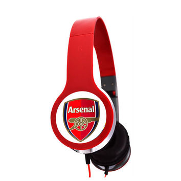 Arsenal UEFA Headphones 2017