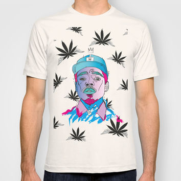 """Chance The Rapper"" T-shirt by Sydney The Artist"