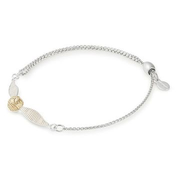Alex and Ani Harry Potter™ Golden Snitch™ Pull Chain Bracelet | Nordstrom