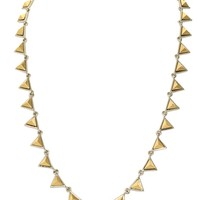 House of Harlow 1960 Jewelry Floating Meteora Collar Necklace