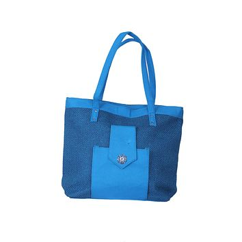 Tote Jute Hand Bag for Women (Color options available)