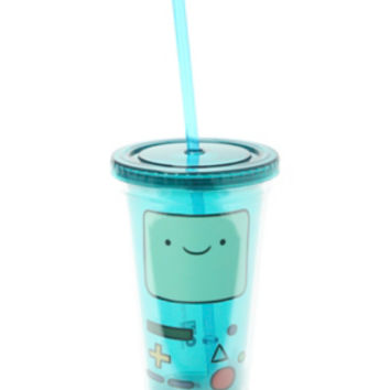 Adventure Time BMO 20 oz. Acrylic Travel Cup