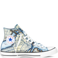 Converse - Chuck Taylor All Star Boston - Natural Multi - Hi