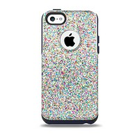 The Colorful Small Sprinkles Skin for the iPhone 5c OtterBox Commuter Case