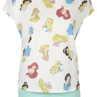 Disney Princesses Pyjama Set - Pink