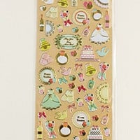 Dress Planner Sticker Sheet