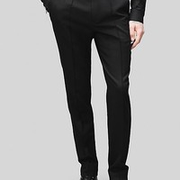 Versace - Versus Lettering Accent Trousers