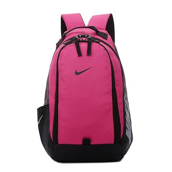 NIKE Fashion School Laptop Sport Shoulder Bag Satchel Backpack