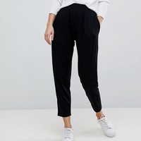 ASOS PETITE Ultimate Jersey Peg Trousers at asos.com