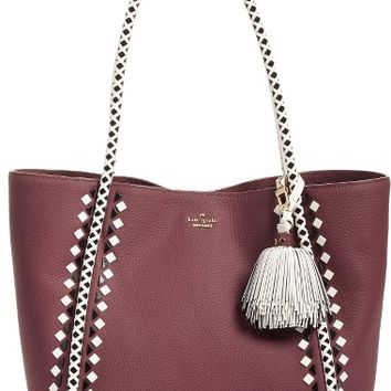 kate spade new york crown street - ronan leather tote | Nordstrom