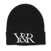 Young & Reckless Trademark Beanie - Womens Hat - Black - One