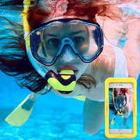 Shockproof  Anti-Scratch Dustproof Underwater Diving Waterproof  iPhone 6 6s Plus iPhone 7 7Plus Case Cover