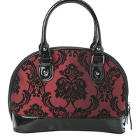 Rock Rebel GG Rose Madame Moon Bag