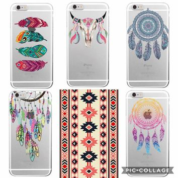 Native American tribal dreamcatcher iPhone and Samsung case