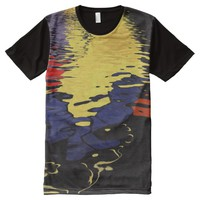 Puddle All-Over Print T-Shirt