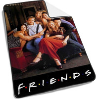 Friends Tv Show Blanket