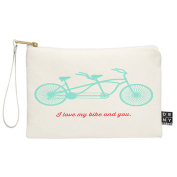 Allyson Johnson My Bike And You Pouch