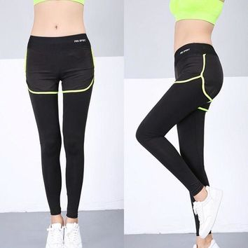 ac PEAPON Winter Sports Jogging Gym Pants Quick Dry Yoga Slim Cropped Pants [10153539532]
