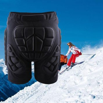 1PC High Quality Sport Safety Outdoor Gear Hip Protective Padded Shorts Skate Skating Snowboard Pants#