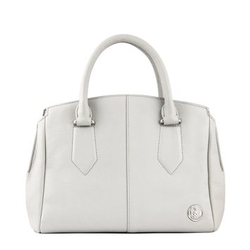Vince Camuto Lenix Satchel - Ghost Grey