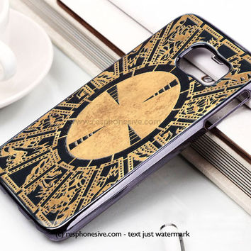 Hellraiser Puzzle Box Samsung Galaxy S6 and S6 Edge Case