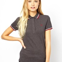 Fred Perry Tipped Polo Shirt
