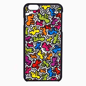 Keith Haring Pop FOR IPHONE 6 CASE NEWEST **