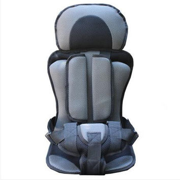 Potable Baby Car Seat Safety Seat for Children in the Car 9 Months -- 12 Years Old 9--40KG Free Shipping Child Seats for Cars
