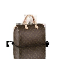 LOUISVUITTON.COM - Louis Vuitton  Speedy 30 (LG) MONOGRAM Handbags