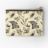 'Forest Lurkers' Studio Pouch by sentientsam
