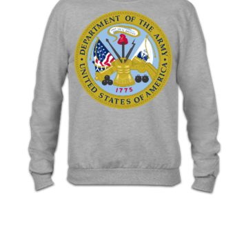 United_States_Department_of_the_Army - Crewneck Sweatshirt